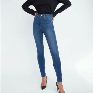 Denim Forun Lola High-Rise Skinny